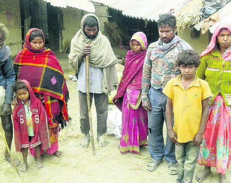 Family with 6 blinds: Why no red disability ID cards for us?