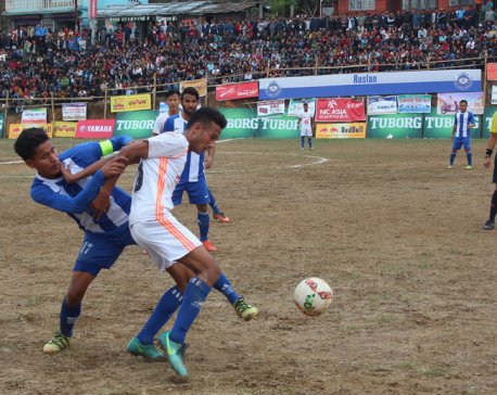 APF into Mai Valley Gold Cup semifinals