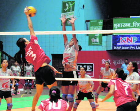 APF, NPC into women's volleyball semis