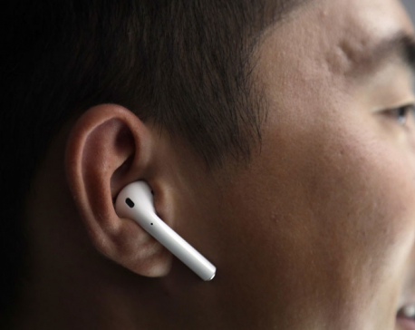 Apple AirPod headphones available for sale after two–month delay