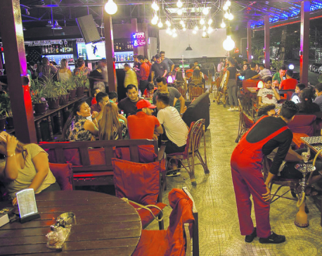 Arabian guests, new attraction for Pokhara's hospitality industry