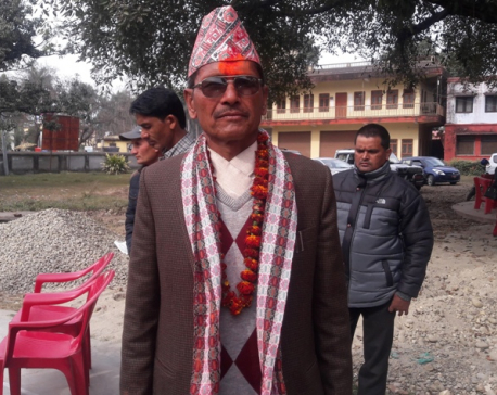 Thapa elected province assembly-7 Speaker