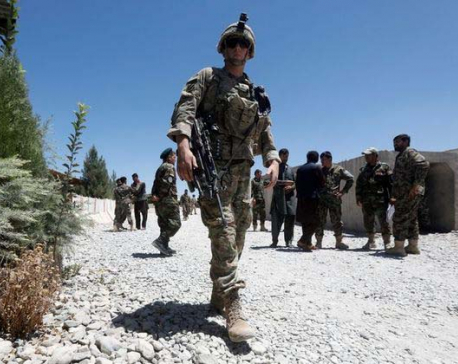 Foreign troops to stay in Afghanistan beyond May deadline - NATO sources