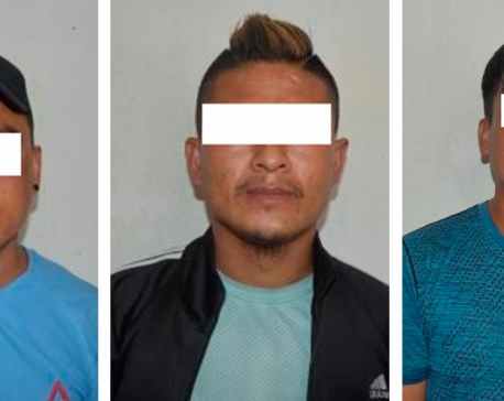 Three arrested on charge of beating real estate agent to death