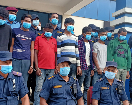 Seven arrested on charge of murdering police personnel in Kailali
