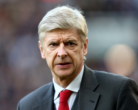 Retirement is like dying for Arsenal manager Wenger