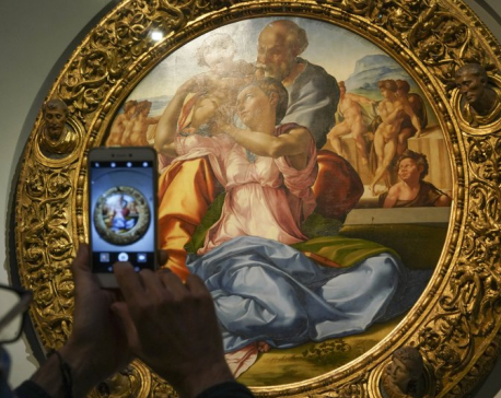 No crowds delight art lovers in Italy at re-opened museums