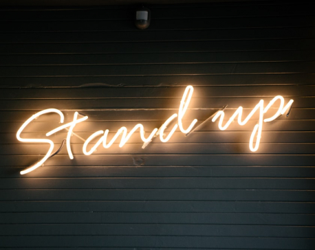 Go Stand Up!