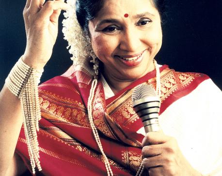 Asha Bhosle praises Priyanka