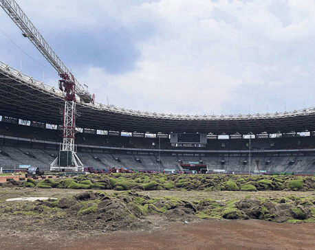 Indonesia confident of making Asiad a grand success