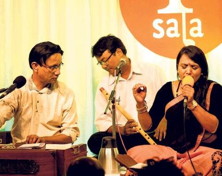 August session of 'Paleti' with Meena and Aavaas