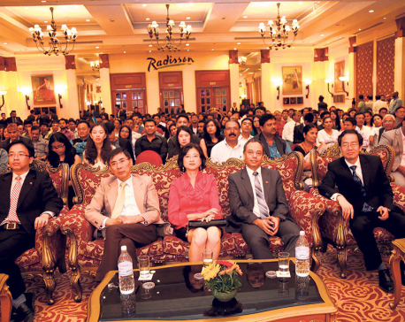 Awards to Chinese Scholarship Recipients