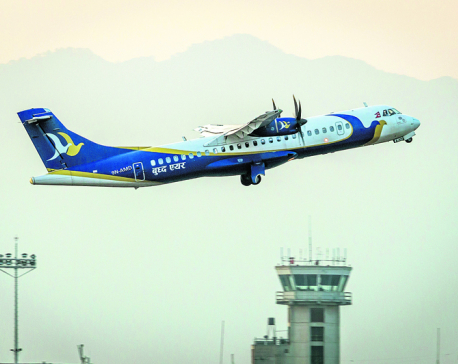 Buddha Air partners with VRock to bring 2.5 m tourists