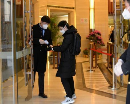 Coronavirus cases outside China may be 'tip of the iceberg': WHO