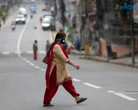 IN PICS: Kathmandu Valley on 8th day of lockdown