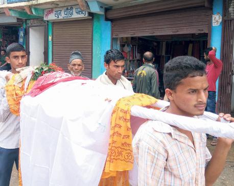 Bad dreams make widow cremate husband 12 yrs after death