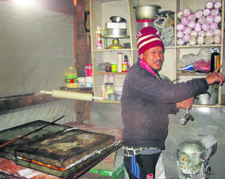 Bakery works wonders for Dhading youth