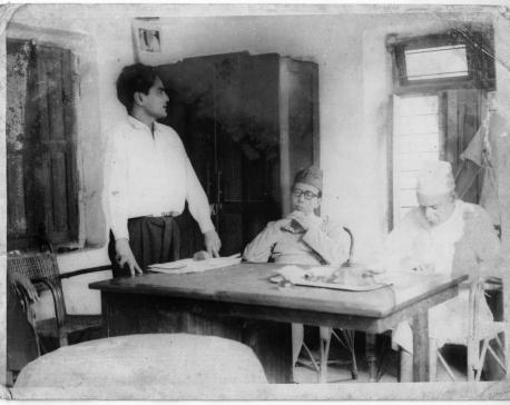 Nostalgia: Renowned Nepali litterateur Bal Krishna Sama