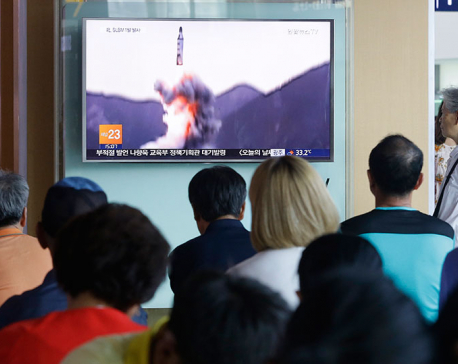 North Korea confirms it test-fired ballistic rockets