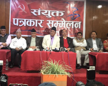 Election should not be deferred under any pretext: Left alliance