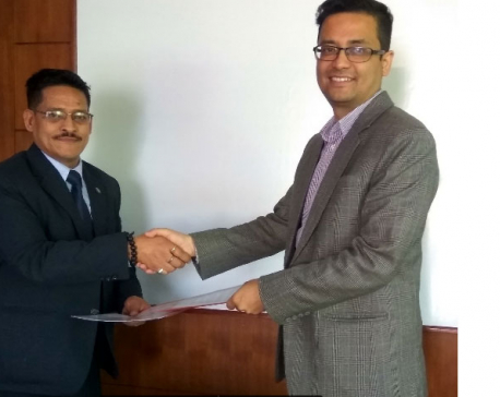 Bank of Kathmandu, Everest Insurance Coy ink deal on bancassurance