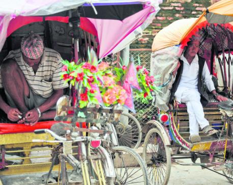 Life in Basantapur