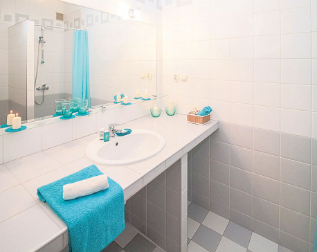 Keeping your bathroom clean and fresh