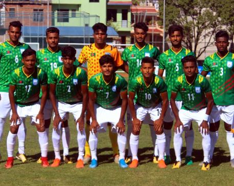 B'desh enters finals of SAFF U-18 Championship