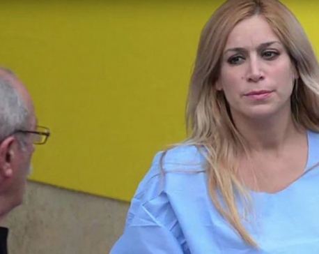 Ex-beauty queen on trial for hiring assailant to kill millionaire husband