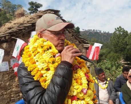 Pushpa Kamal Dahal unfaithful towards the CPA