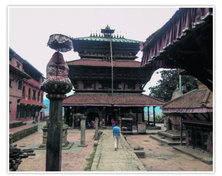 The Legend of Lord Bagh Bhairab