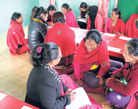 Bhairabee School gets library, Women education center