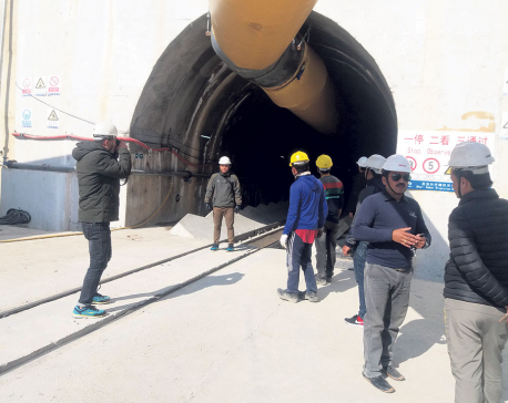 TBM pulls huge crowd to Bheri-Babai project site