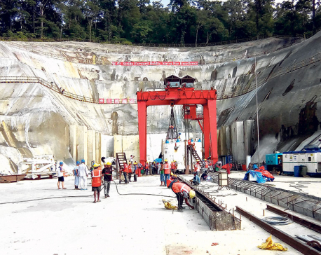 Tunnel work of Bheri Babai project 50% complete