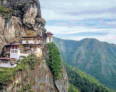 Making it to Bhutan