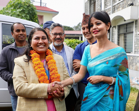 By-election candidacy nomination in Kaski-2 (with photos)