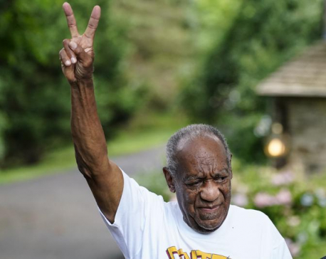 Bill Cosby freed from prison, his sex conviction overturned