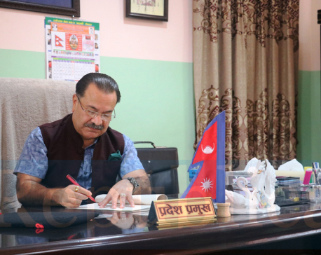 Governer certifies bill paving way to open Gandaki University