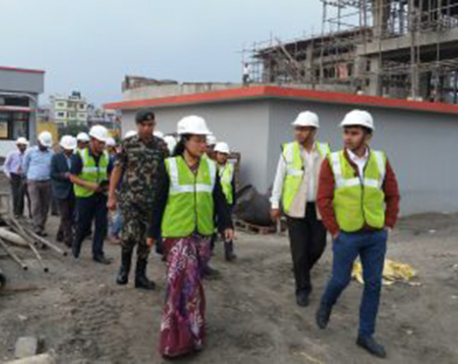 Dream of crystal-clean Bagmati will come true at earliest: Minister Magar