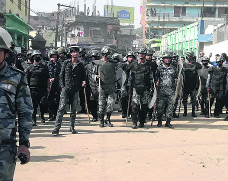 Protests against Maleth shooting on 2nd day of bandh also