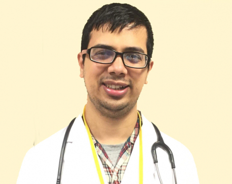 Dr Bishal Gyawali appointed advisor to the British Medical Journal