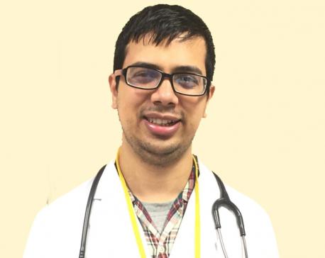Dr Bishal Gyawali appointed advisor to the British Medical Journal