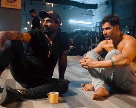Varun Dhawan won't be starring in Remo D'Souza's 'Dancing Daddy'