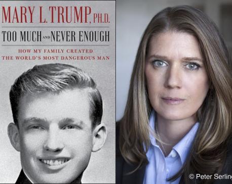 Mary Trump book already nearing 1 million sales