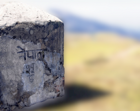 103 border pillars missing in Banke and Bardiya districts