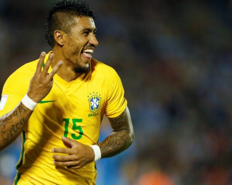 Brazil wins in Berlin to end Germany's unbeaten run