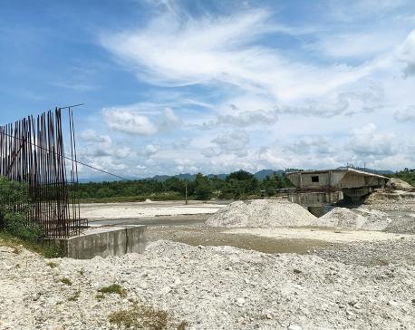 Damak on a bridge-building spree