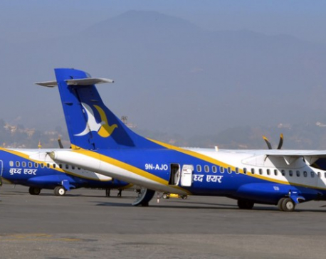 Buddha Air investing Rs 1 billion to buy ATR 72-500 aircraft