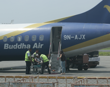 The Extra Mile with Buddha Air