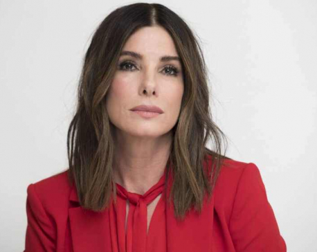 Sandra Bullock to star in and produce another Netflix film